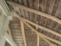 Roof Detail. Store Room
