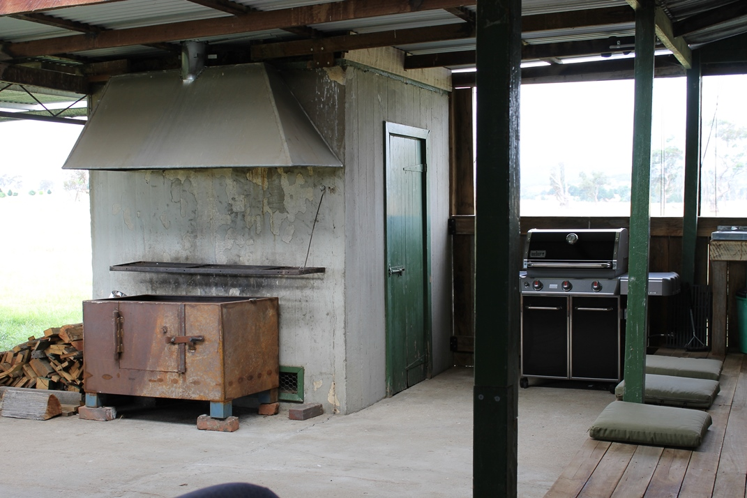 Deepwater Station Cookhouse 7